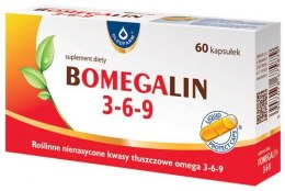 Biomegalin 3-6-9 500mg 60 kaps. Oleofarm