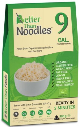 Makaron konjac noodle 385g BETTER THAN FOODS