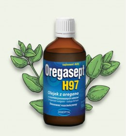 Oregasept H97 Olejek z oregano 30ml ASEPTA